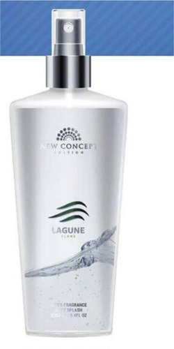 splash lagune blanc 250 ml men