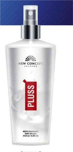 splash pluss 250 ml men