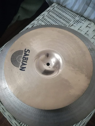 splash sabian b8 pro 12  impecable estado