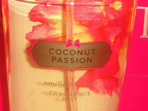 splash victoria secret fantasies coconut passion