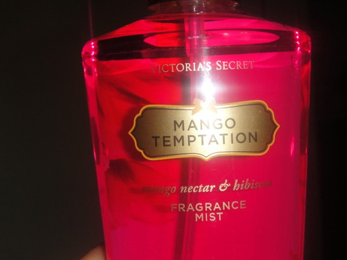 splash victoria secret fantasies mango temptation