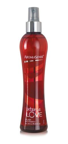 splash y crema aromasense+ kit cosmetiquera + cepillo shock