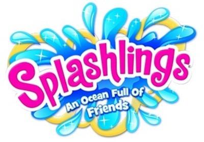 splashlings sirenas coleccionables muñecos marinos pack 6