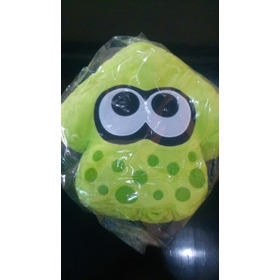 Splatoon Squid Cushion (cojin) En Stock