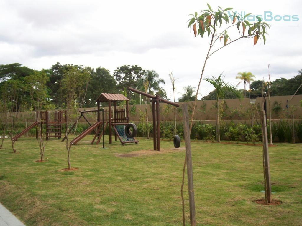 splendor garden, 2 dor.  75m², aceita permuta por casa. - ap5223