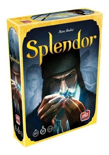 splendor - jogo de tabuleiro - galápagos jogos português