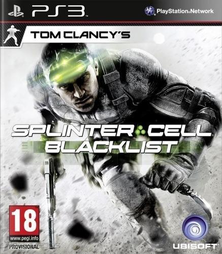splinter cell blacklist ~ ps3 digital español