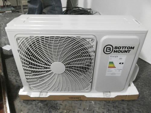 split 12.000 btu marca bottom mount