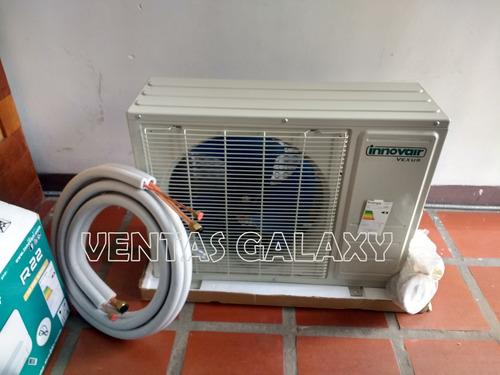 split 12000btu aire acondicionado 220v r22 innovair