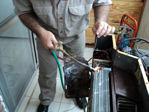 split  aires instalacion reparacion tarjetas debito credito