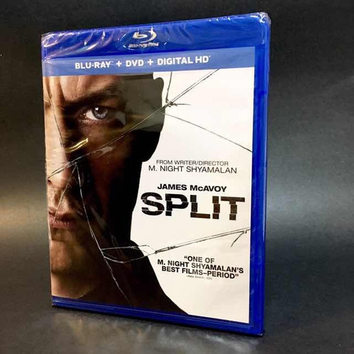 split bluray - zombiteca
