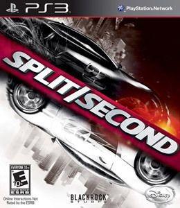 split second playstation 3 original usado