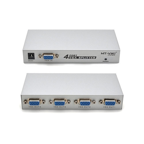 splitter de vga / 4 ports (tienda garantía)