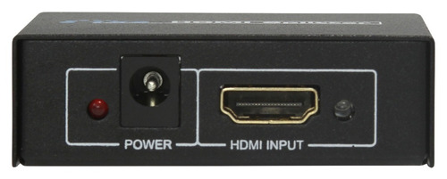 splitter distribuidor cabo hdmi 1x2 divisor full hd 1.4 3d