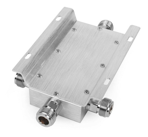 splitter divisor de potencia tres vías conector n 800-2700mh