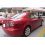 Estribos Mazda 6 - Nuevos - Fabricados En Fibra De Vidrio