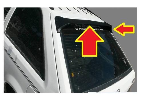 spoiler aleron mazda 323 coupe luz 3r stop