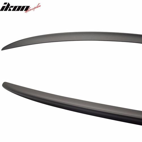 spoiler de cajuela negro mate coupe bmw serie 3 e92 07-13