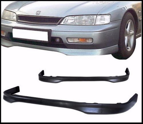 spoiler en facia defensa honda accord 1994 - 1995 nuevo!!!