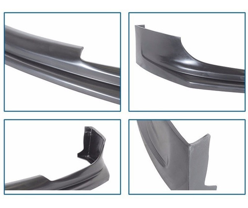 spoiler en facia defensa mazda6 / mazda 6 sedan 2003 - 2005