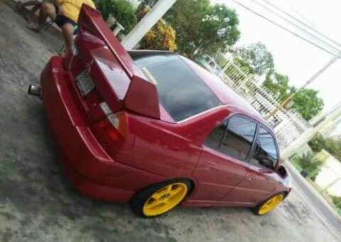 spoiler evolution 8 lancer touring signo mirage galant