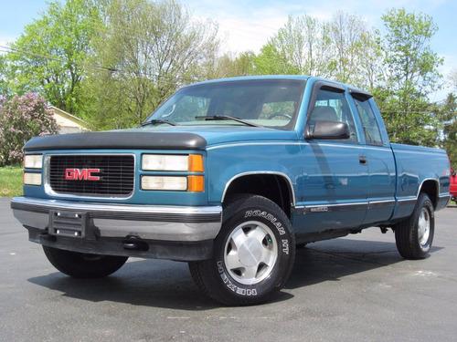 spoiler inferior en defensa gmc pickup 1988 - 1999 nuevo!!!
