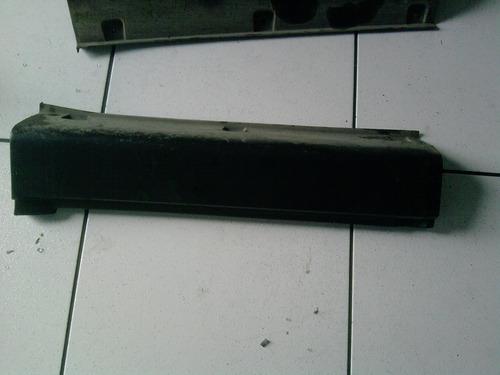 spoiler lateral caixa de ar t/ e/ da ssangyong kyron 2011