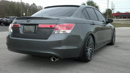 Spoiler Para Honda Accord 2008 Al 2012 2 260 00 En