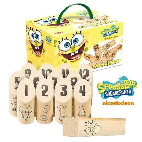 sponge bob molkky juego