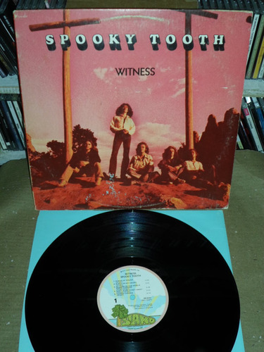 spooky tooth - witness (judas priest, led zeppelin, stones)