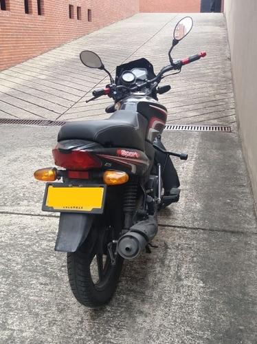 sport 100 moto tvs