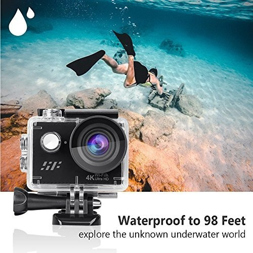 sport action camera 4k siroflo 12mp 1080p full hd sports cam