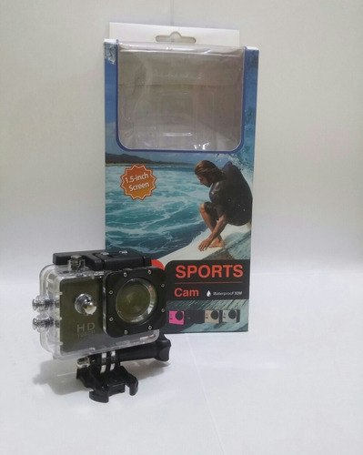 sport cam 1080p (tipo gopro)