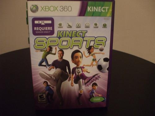 sport de kinet para xbox 360 slim