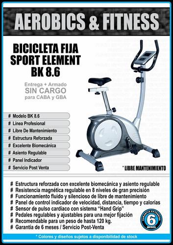 sport element bicicleta