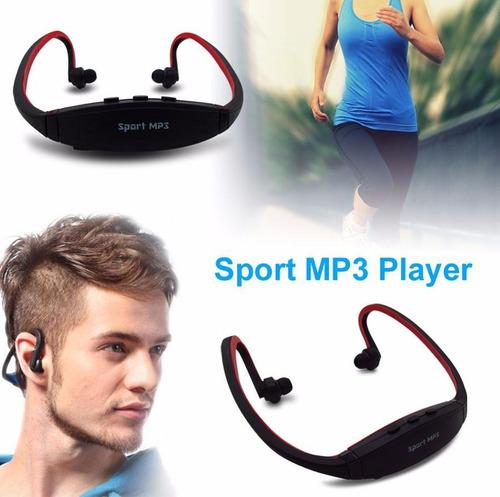 sport mp3 reproductor para memoria micro sd