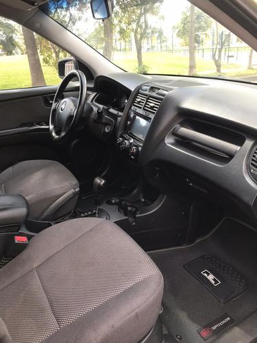 sportage 2.0 4x4 automática - gasolina