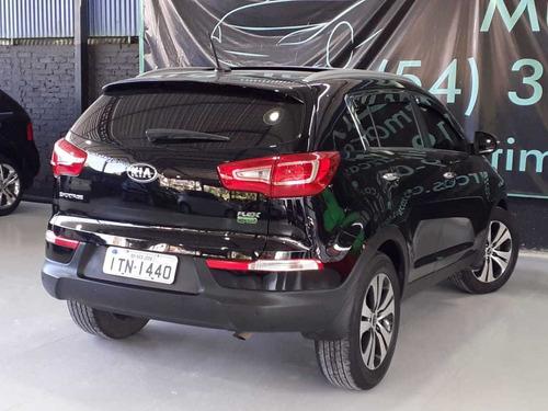 sportage 2.0 ex 4x2 16v gasolina 4p automático 2013