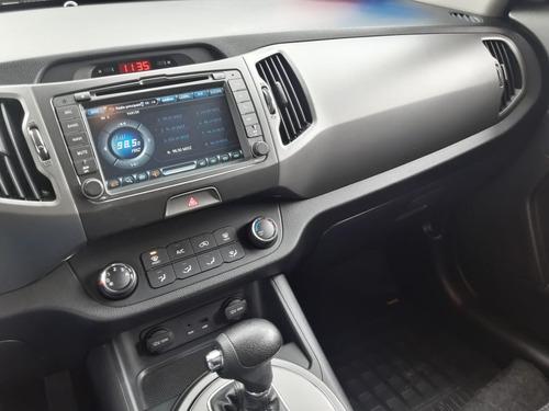 sportage 2.0 lx 4x2 16v flex 4p automático sem entrada uber