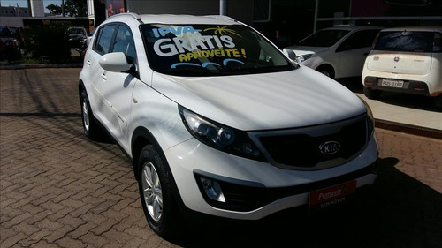 sportage 2.0 lx3 g2 4x2 16v gasolina 4p manual