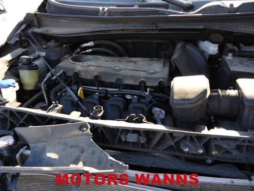 sportage 2011 modelo novo sucata para retirada de peças