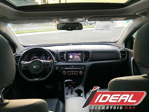 sportage ex 2.0 16v/ 2.0 16v flex aut.