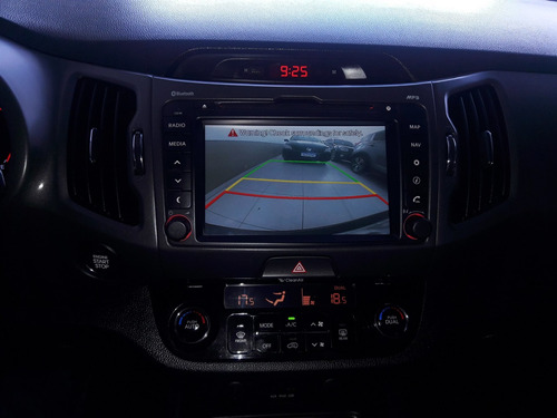 sportage ex 2.0 automática top com teto ar digital multimédi