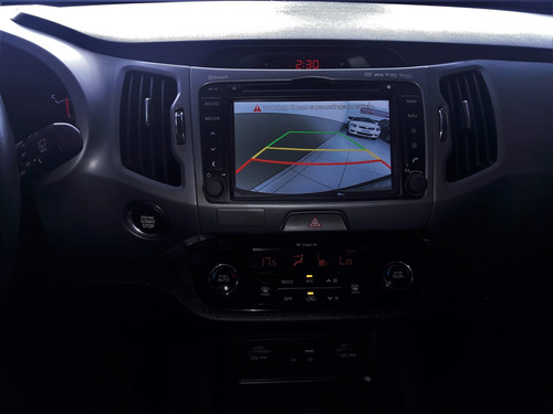 sportage ex 2.0 automática top com teto solar multimídia