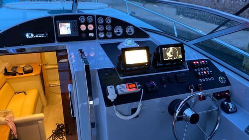 sportcruiser mediterranean 425 2011 volvo penta 270 x 2 naft