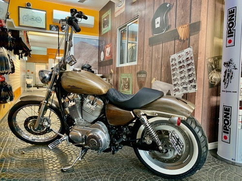 sporter 883 custom  unica, no iron, no softail, bmw, harley