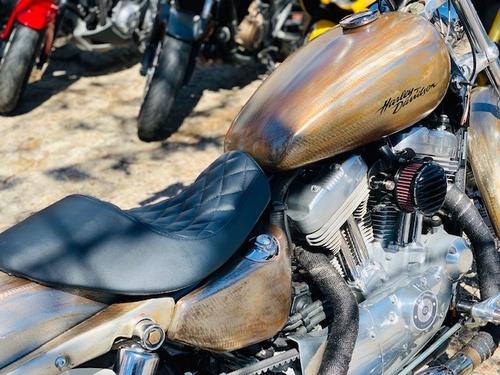 sporter 883 custom  unica, no iron, no softail, bmw, harley
