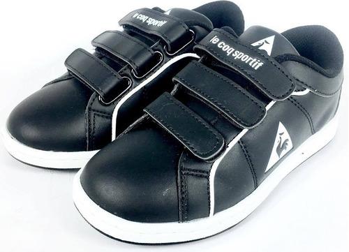 72f55d32d9c7a sportif niños zapatillas coq. Cargando zoom... zapatillas le coq sportif  dallas negras niños niñas nuevo
