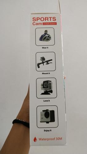 sports cam waterproof 30m