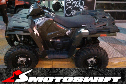 sportsman 450 4x4  2017  0km motoswift